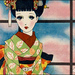 【大正ロマン・昭和モダン】レトロ可愛いイラストからみる着物美人♡