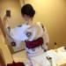 旅館の浴衣、綺麗に着るには?