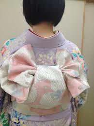 鞠小路のレッスン京都へ♪羽根が二枚のふくら雀アレンジ♪|tentoのキモノ道 (3641)