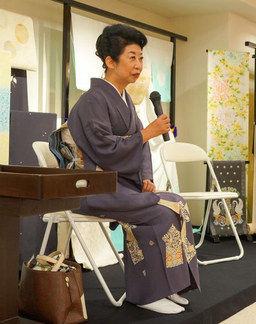 相澤慶子先生
