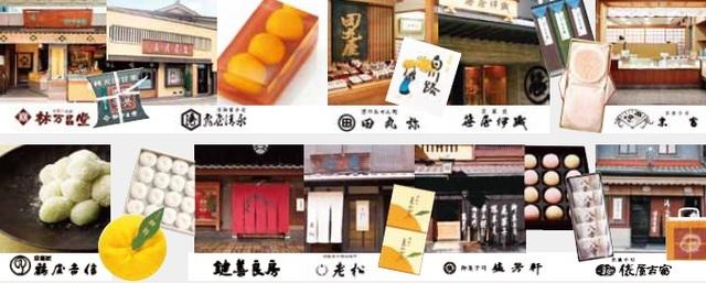 京都の老舗銘菓10